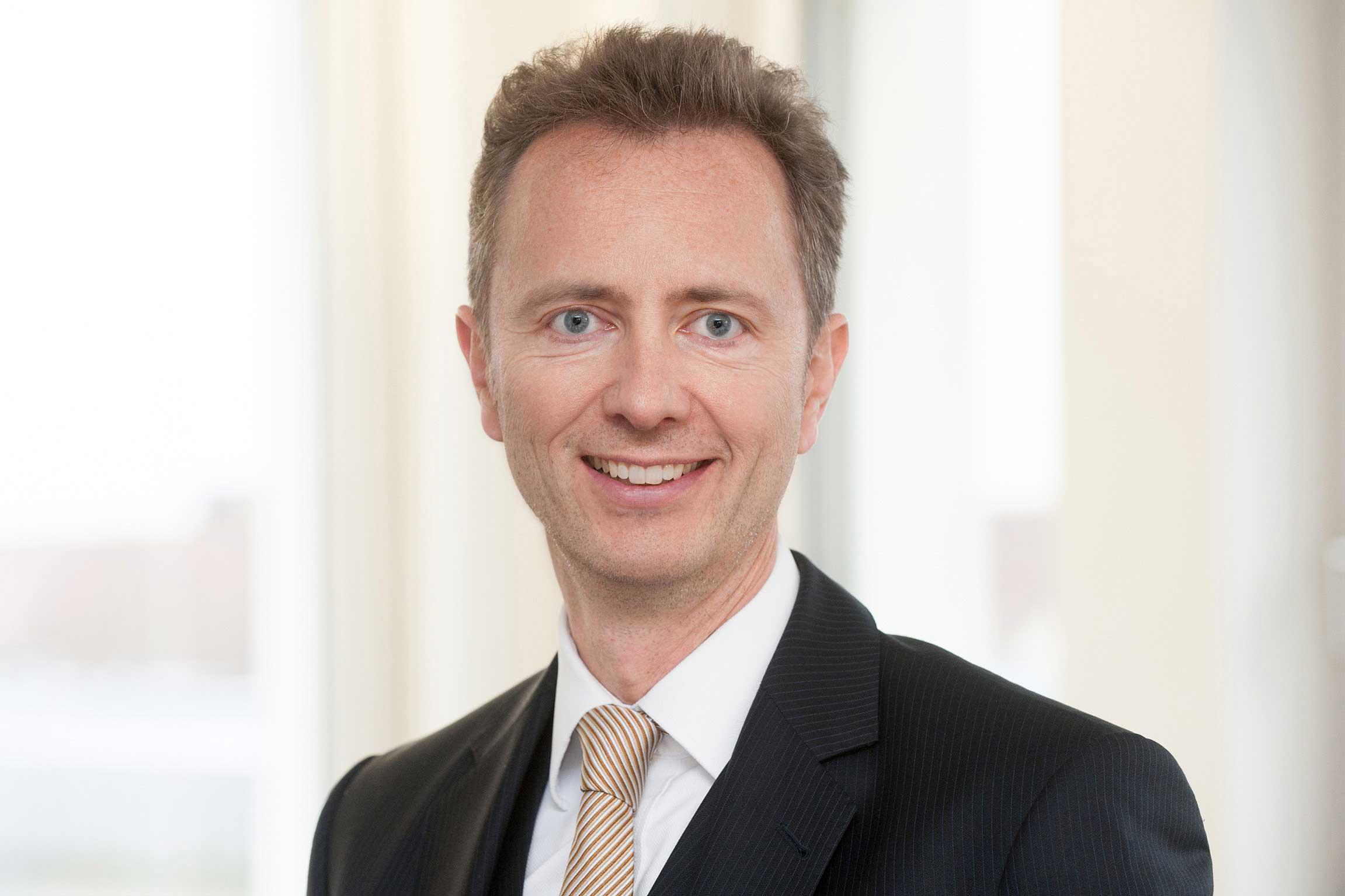 Gordon Grundler, Vorstandsmitglied von Primus Valor