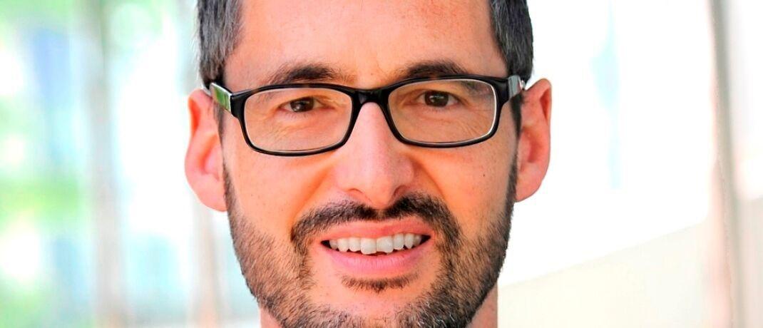 """Alexander Isak, Manager des UBS Euroinvest Immobilien Fonds: """"Digitalisierung und  Nachhaltigkeit sind die prägenden Faktoren der Immobilienwelt von morgen"""""""