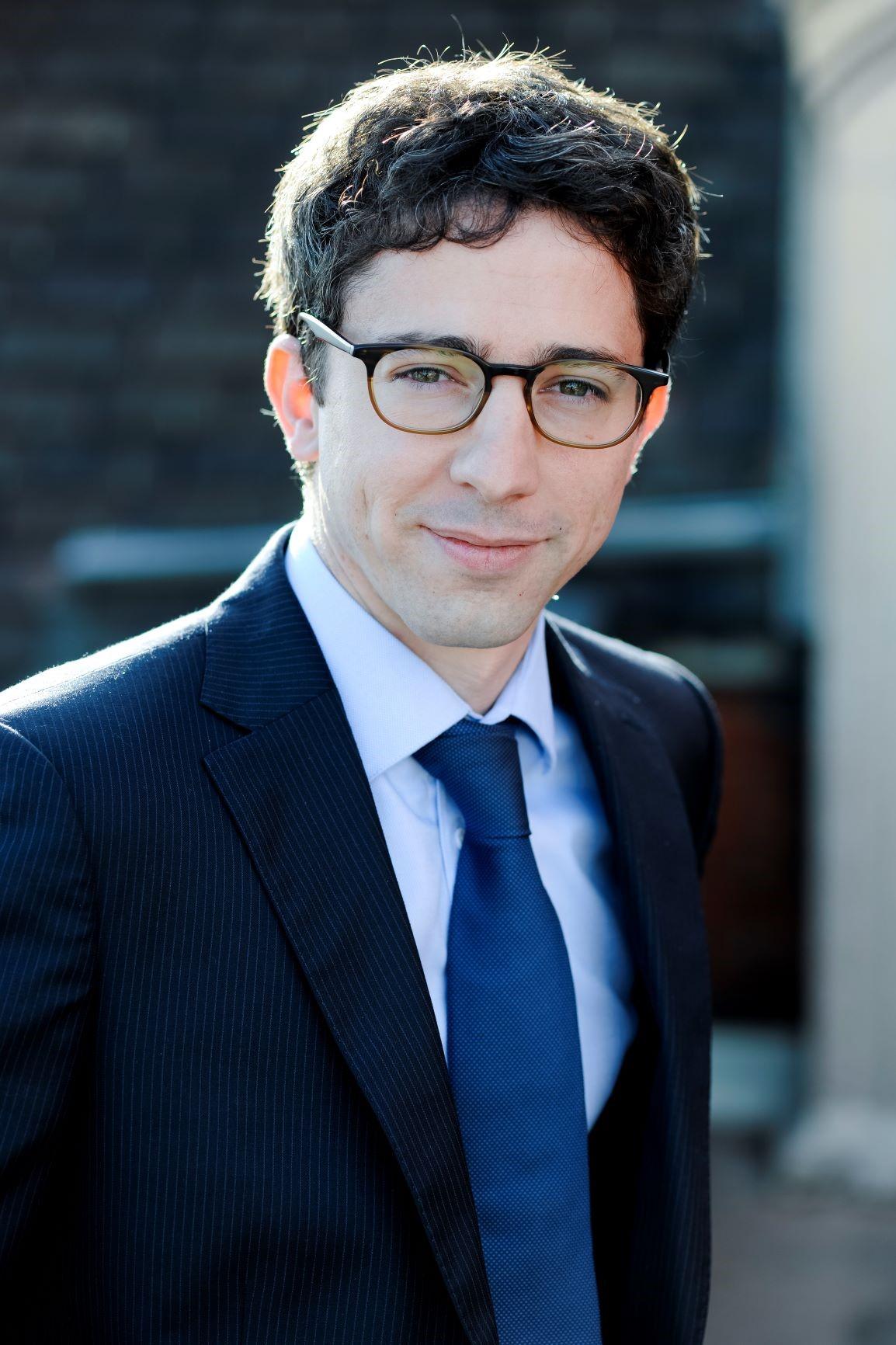 Jacques-Aurélien Marcireau, Co-Leiter des Bereichs Aktien von Edmond de Rothschild AM