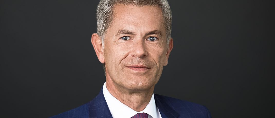 Chef von Vontobel Asset Management: Axel Schwarzer.