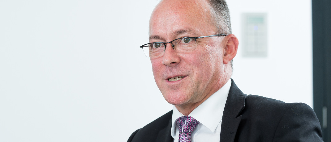 Martin Dilg leitet den Vertrieb von Publikumsfonds für Deutschland, Österreich und die Schweiz bei AllianceBernstein (AB).