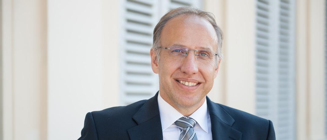 Thomas Wüst ist geschäftsführender Gesellschafter der Valorvest Vermögensverwaltung aus Stuttgart.