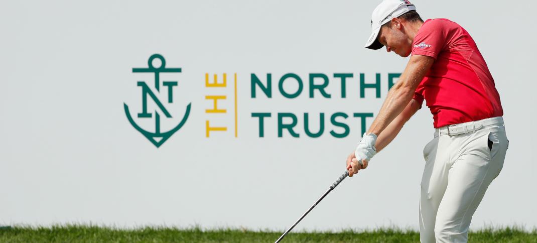 Golfer bei einem von Northern Trust gesponsorten Tournier: Die Fonds des Hauses sammelten 2019 bis Ende September 9,1 Milliarden Euro ein.