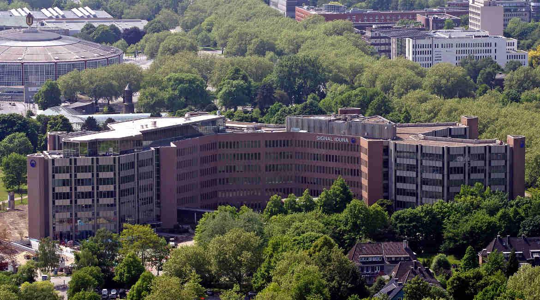 Signal-Iduna-Hauptverwaltung in Dortmund