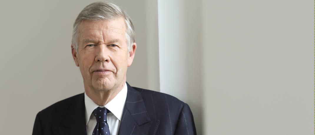 Gründer und Vorstand von DJE Kapital: Jens Ehrhardt