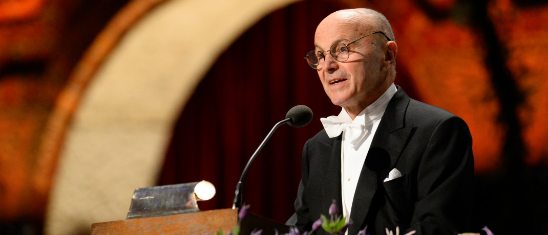 Mitgründer und Direktor bei Dimensional Fund Advisors: Wirtschaftsnobelpreisträger Eugene Fama.