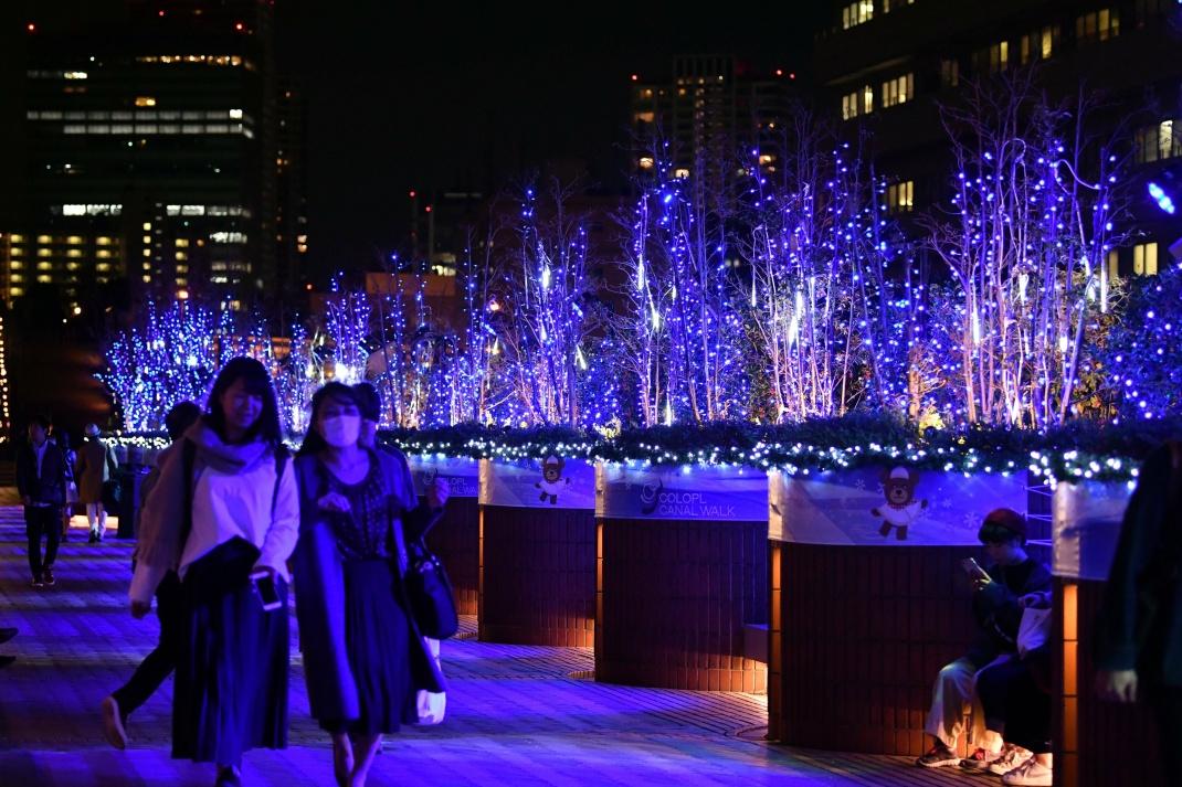 Garden Place im Tokyoter Stadtteil Ebisu: Hier hat der japanische Versicherer Aioi Nissay Dowa Insurance seinen Hauptsitz