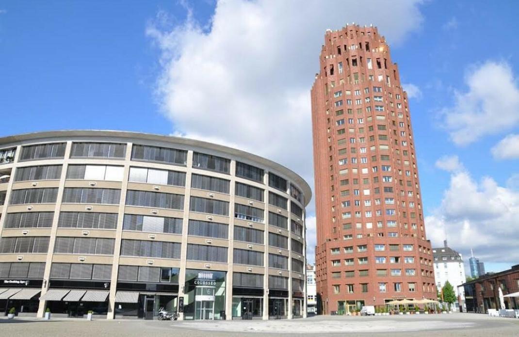 MRH Trowe: Hauptsitz der Holdinggesellschaft in Frankfurt