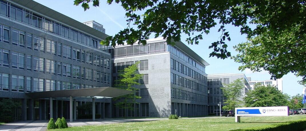 Concordia-Direktion in Hannover