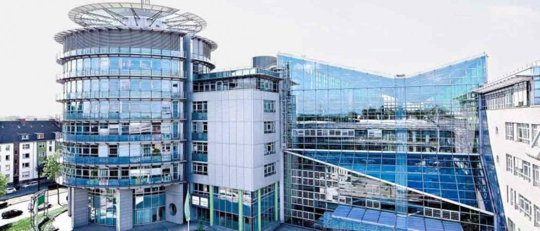 Hauptsitz der Provinzial Rheinland in Düsseldorf