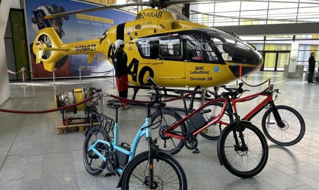 ADAC-Hubschrauber: Der Versicherer landet af Rang 7.