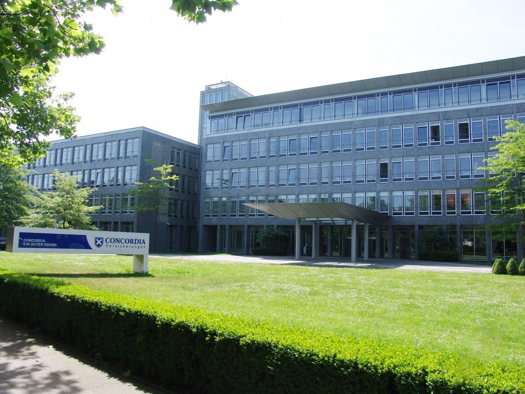 Concordia-Direktion in Hannover.