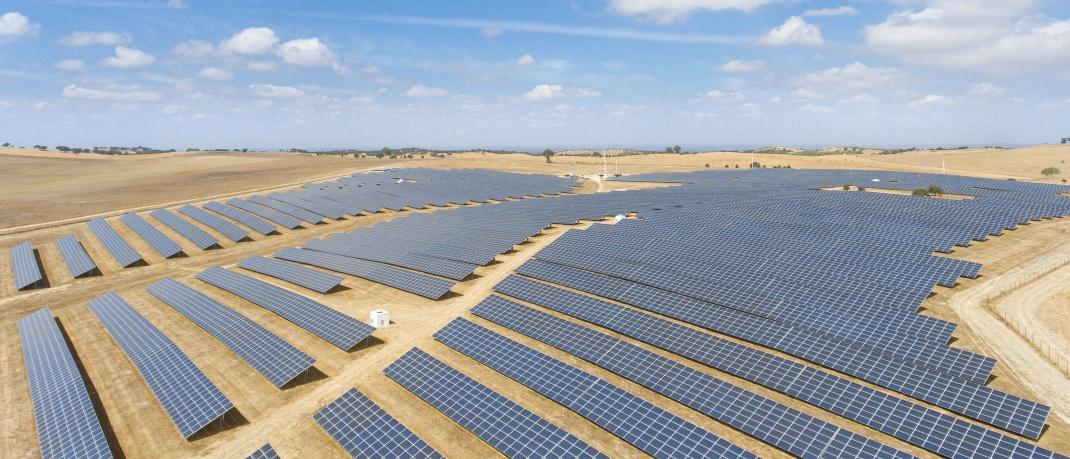 Investment des Pangaea Life Fonds: Solarpark Aljustrel in Portugal