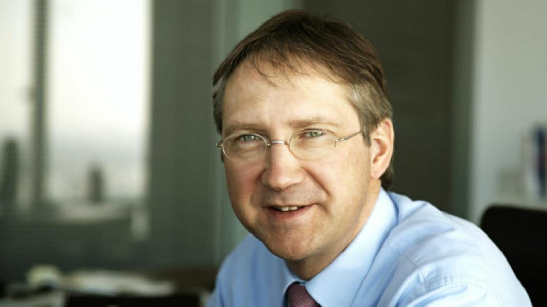 Bert Flossbach im Jahr 2011