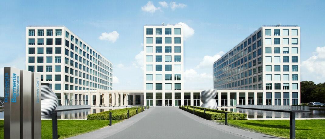 Barmenia-Hauptverwaltungen in Wuppertal