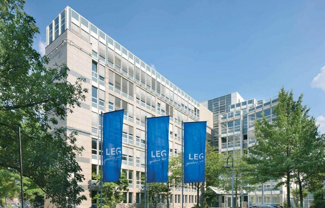 Hauptsitz von LEG in Düsseldorf