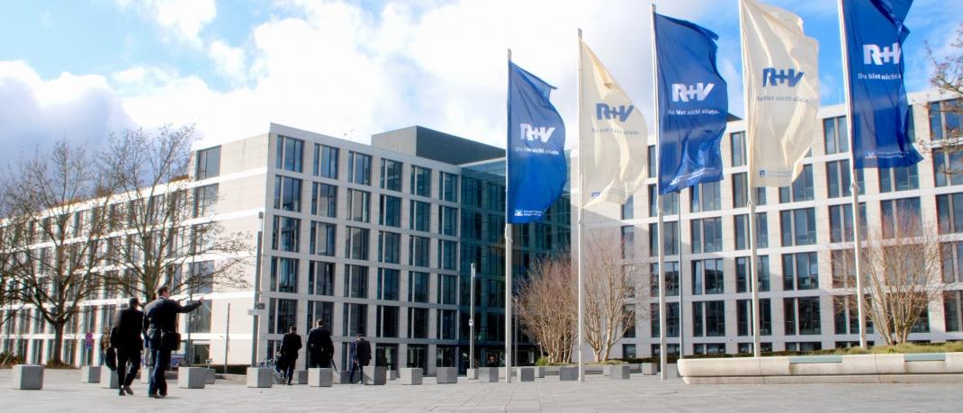R+V-Zentrale in Wiesbaden