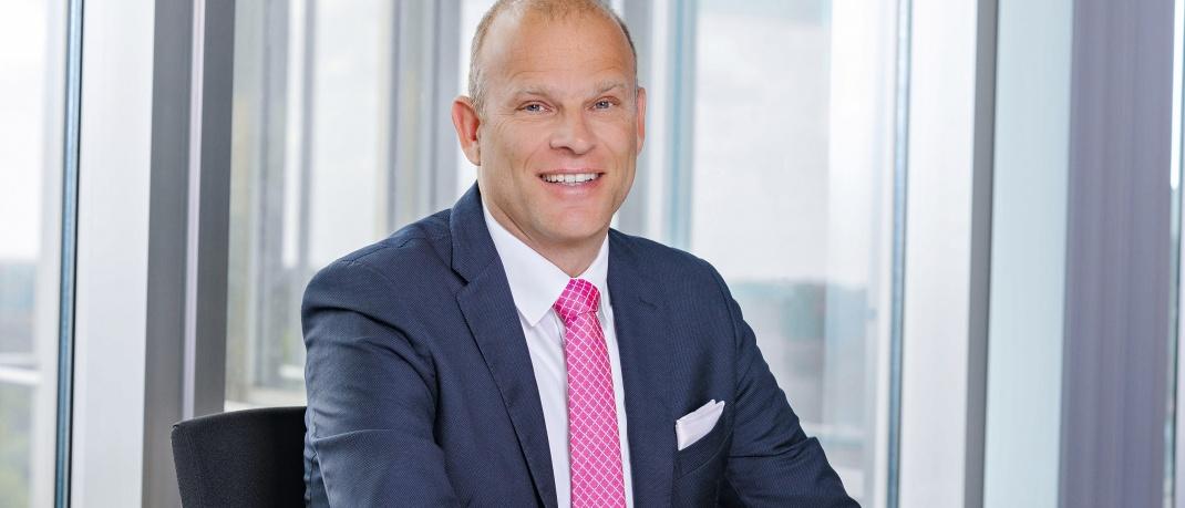 Stefan Kuehl ist Vertriebs-Geschäftsführer bei Swiss Life Select Deutschland.
