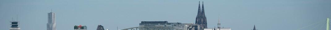 Skyline mit Dom: Fondshaus Flossbach von Storch ist in Köln ansässig.