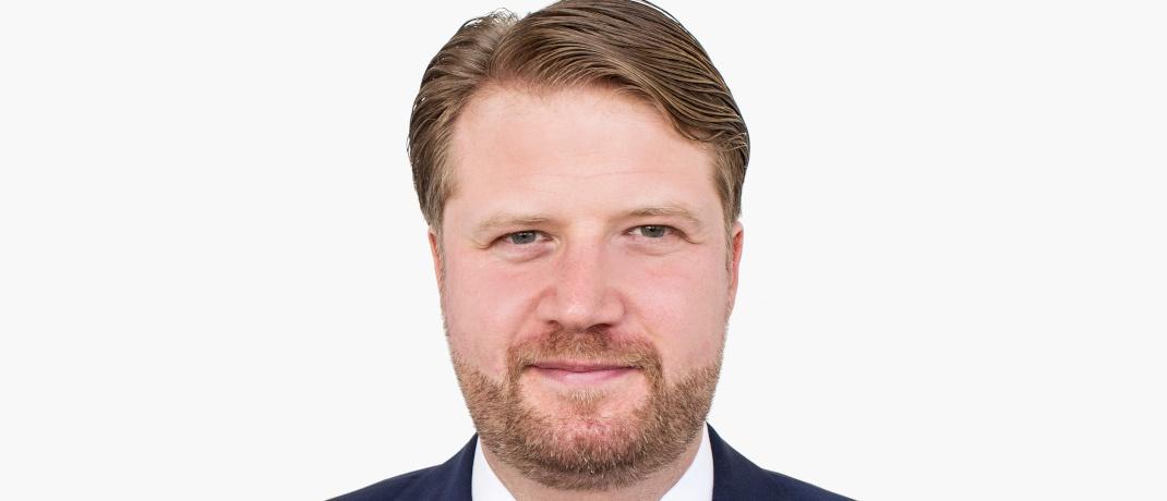 Thilo Wolf ist Deutschland-Chef von BNY Mellon Investment Management.
