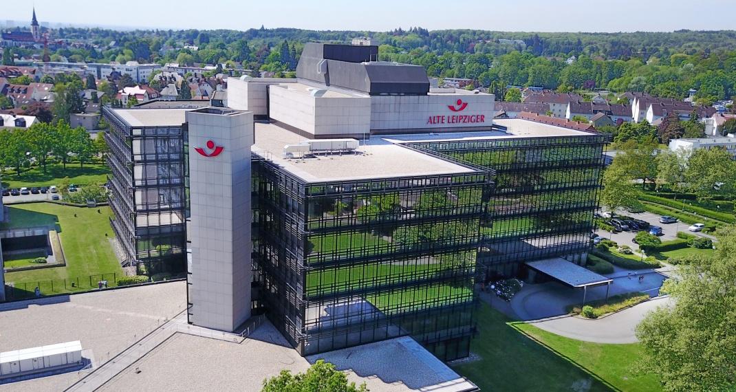 Gebäude der Alte Leipziger in Oberursel: Auch dieser Versicherer lässt die 100-Prozent-Garantie auslaufen.