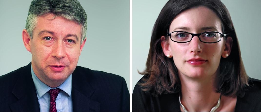 Paul Causer und Stephanie Butcher (Bild) managen zusammen mit Paul Read den Invesco Pan European High Income