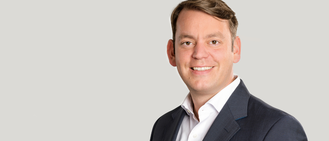 Martin Steinmeyer, Vorstand bei Netfonds.