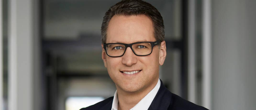 Sebastian Grabmaier, Vorstandsvorsitzender JDC-Gruppe.