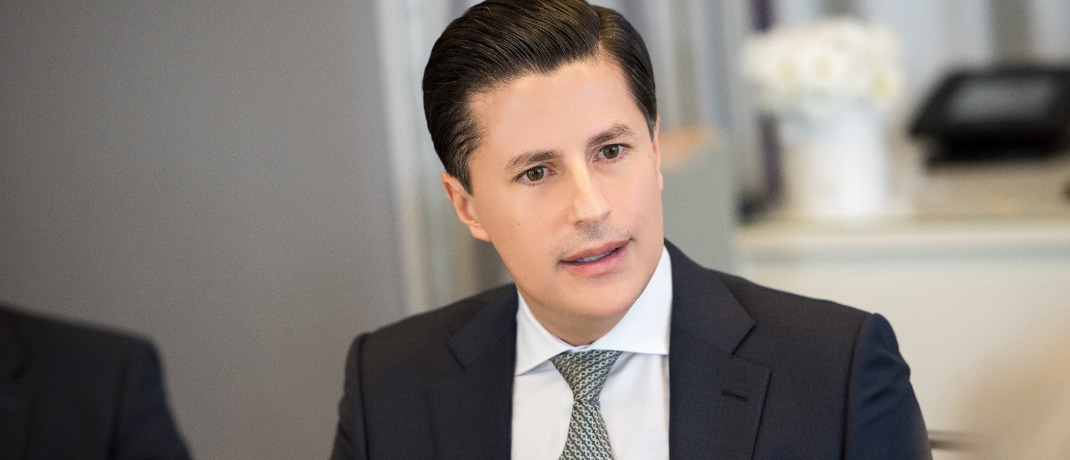 Eduardo Mollo Cunha, Gesellschafter und Vertriebschef bei Eyb & Wallwitz Vermögensmanagement