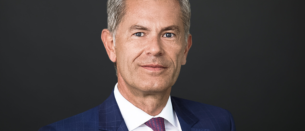 Axel Schwarzer, Leiter Vontobel Asset Management