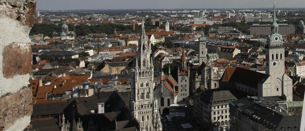Blick auf Münchens Altstadt: Die bayerische Metropole zählt zu den lebenswertesten Orten Europas.