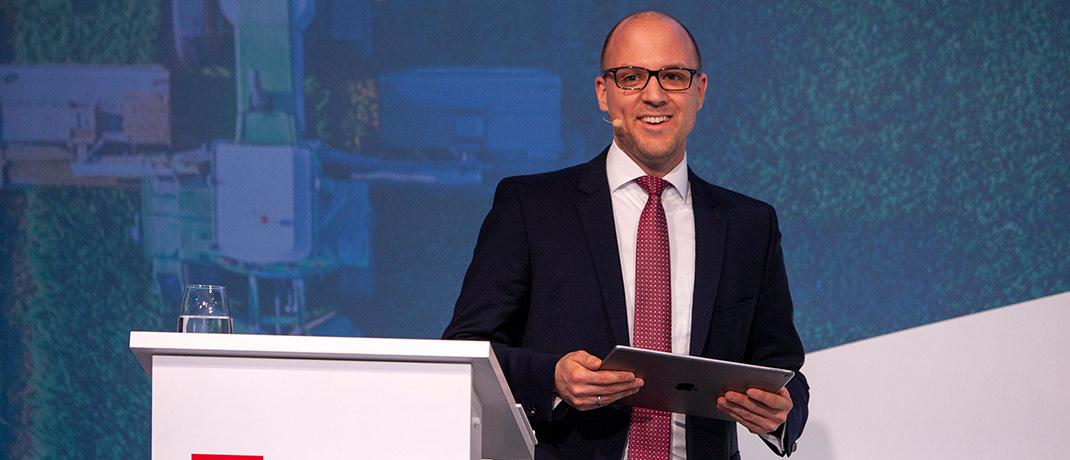Als Einführung erläuterte Daniel Dehn, Associate Director im Vertrieb der Fidelity, warum Megatrends als Schlüsselfaktoren des gesellschaftlichen und technologischen Wandels gelten.