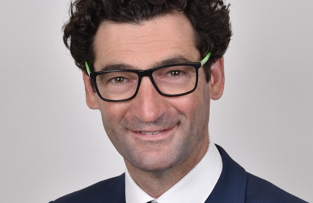 Andreas Steinert, Leiter Drittpartei-Vertrieb bei Amundi