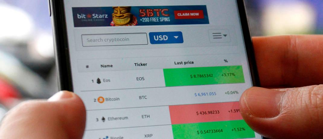 Kryptowährungen im Überblick: Doch verdienen kann man daran auch über Umwege