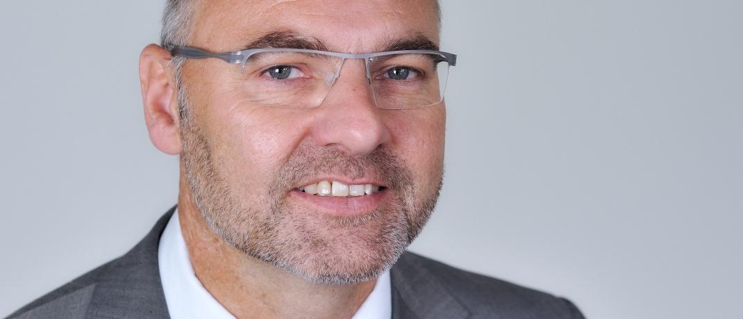 Hans Heimburger ist Geschäftsführer bei Gies & Heimburger aus Bad Krozingen.