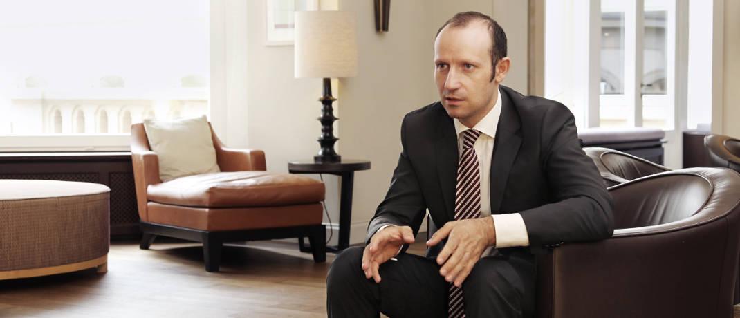 Mario Schüttauf managt den Hausinvest