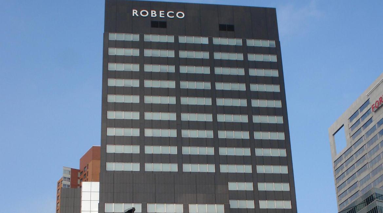 Robeco-Gebäude in Rotterdam, Niederlande