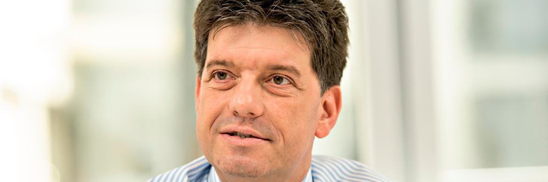 Alexander Lehman, Mitglied der Geschäftsführung bei Invesco