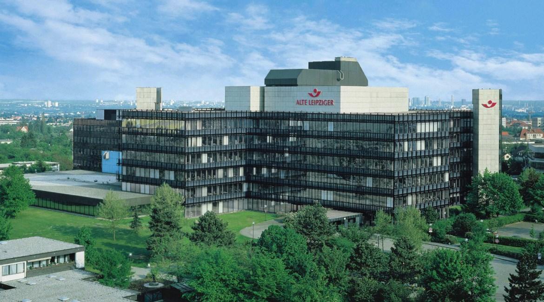 Firmensitz der Alte Leipziger Versicherung in Oberursel