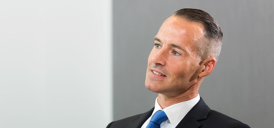 Tim Albrecht managt bei der Deutschen Asset Management unter anderem den DWS Deutschland und den DWS Aktien Strategie Deutschland.