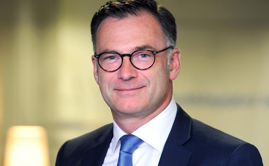 Thomas Buckard, Vorstand von Michael Pintarelli Finanzdienstleistungen.