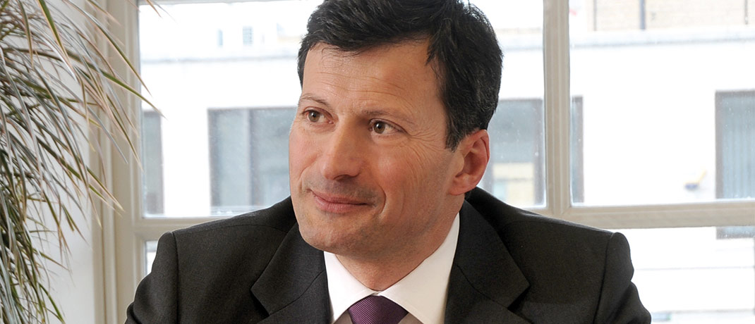 Nicolas Walewski machte sich 2006 mit Alken AM selbstständig