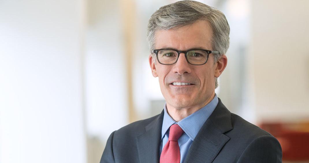 Tim Buckley ist Vorstandsvorsitzender von Vanguard Investments.