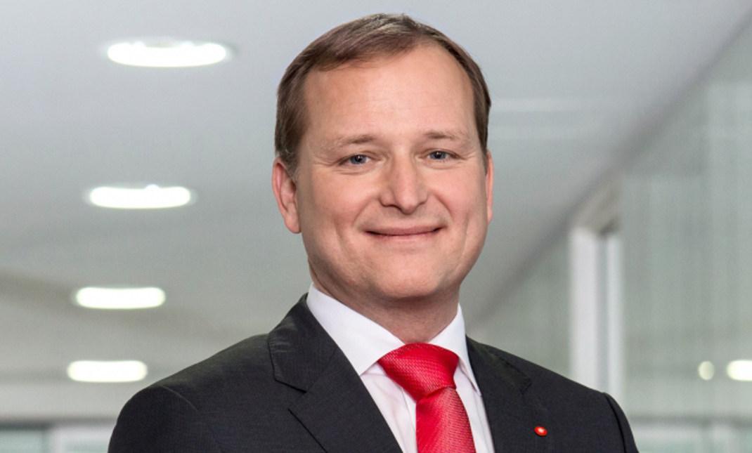 Stephan Gawarecki, Vorstand bei Dr. Klein: 33,5 Prozent der Kunden halten dem Lübecker Vertrieb die Treue. Das bedeutet Platz 4.