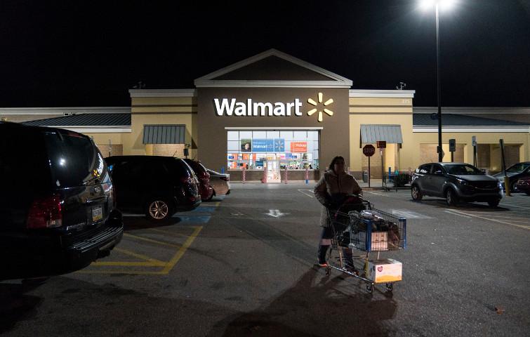 Walmart in King of Prussia in den USA: Platz 8 für den Einzelhandelskonzern.