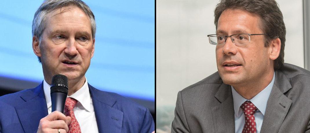 Bert Flossbach (li.) und Elmar Peters managen zusammen den FvS Multiple Opportunities.