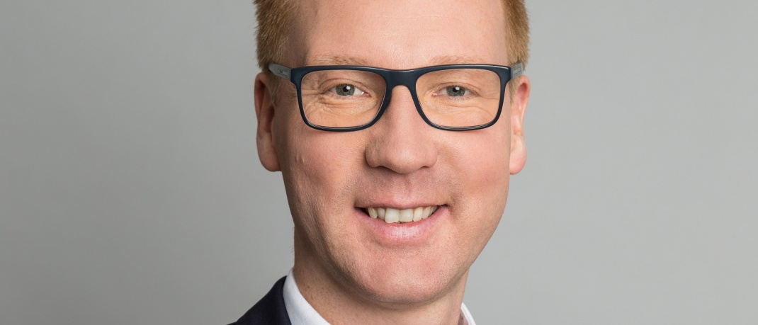 Florian Barber, Leiter Wholesale bei DJE