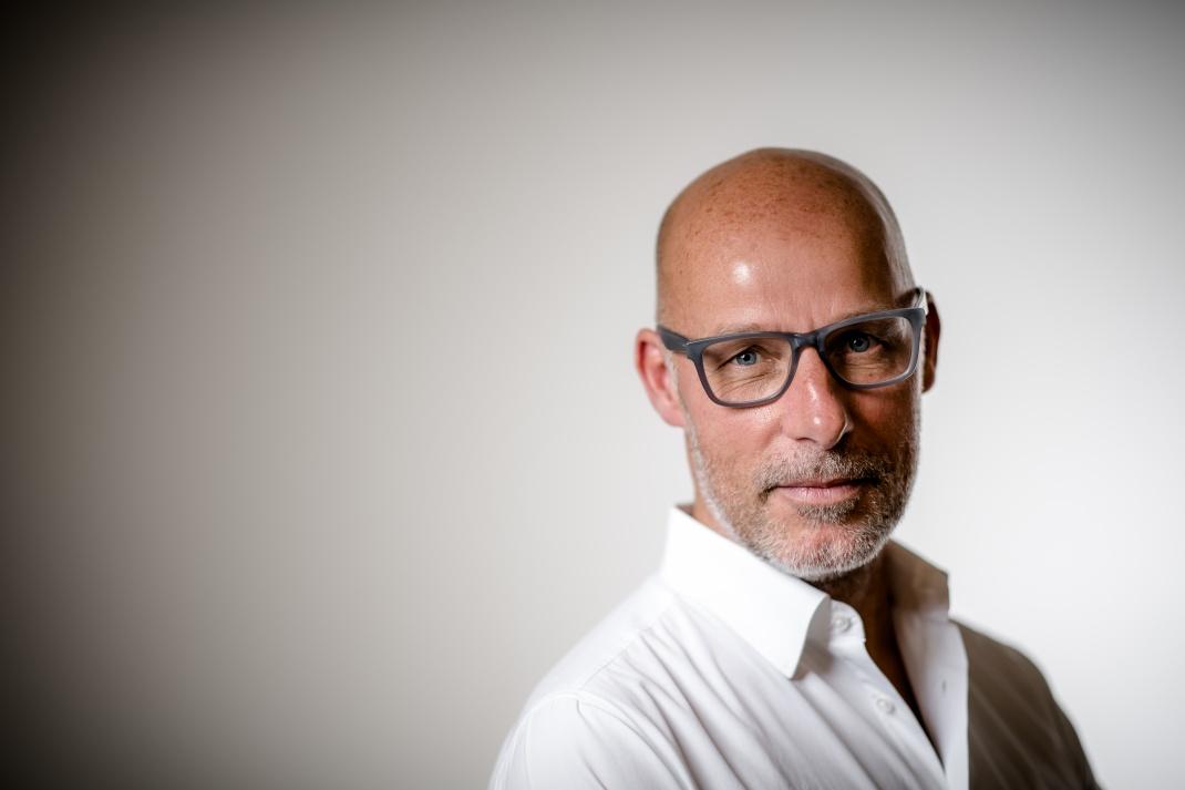Gunter Schäfer, Marketing-Chef von Ökoworld
