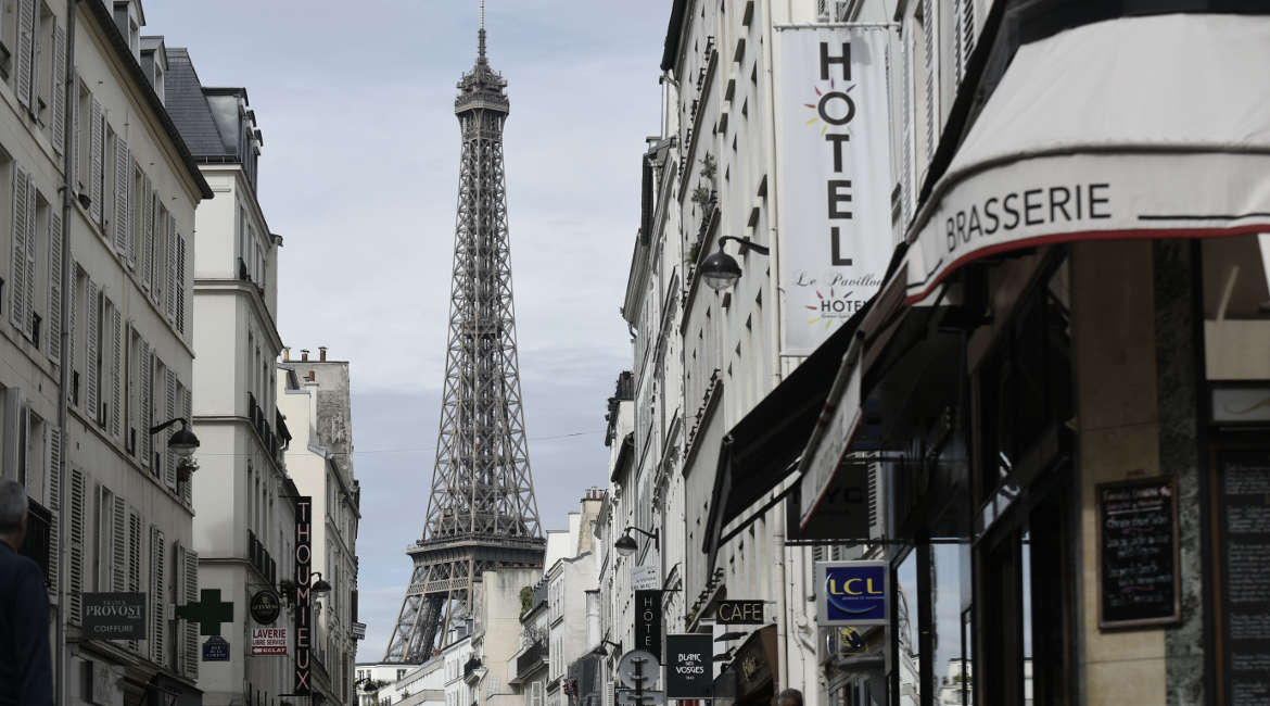 Platz 10: Paris | © Alle Bilder: Getty Images