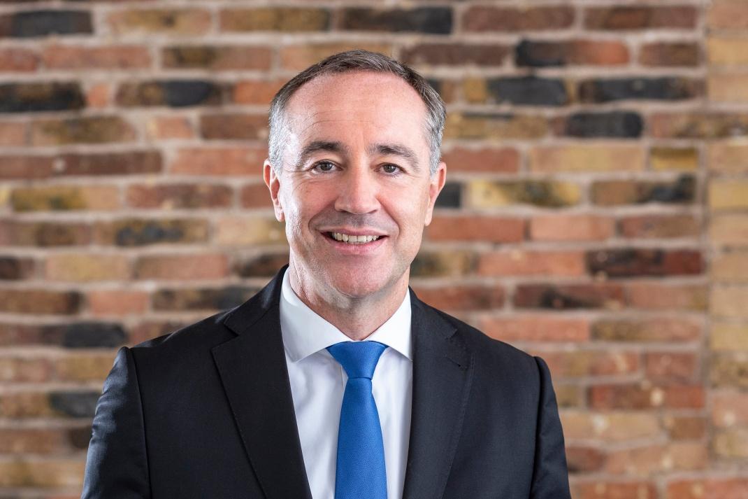 Klaus Speitmann leitet den Vertrieb der Swiss Life KVG.